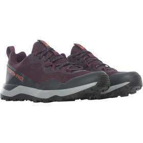 The North Face Activist FutureLight Shoes Women, blackberry wine/urban navy